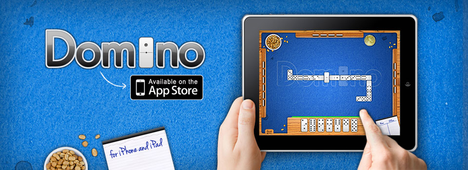 App Domino for iPhone/iPad