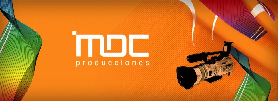 Branding de MDC Producciones