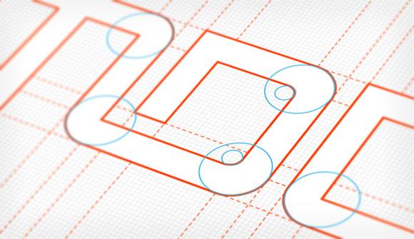 MDC Producciones Branding - Logo Design